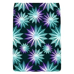 Stars Pattern Christmas Background Seamless Flap Covers (s)