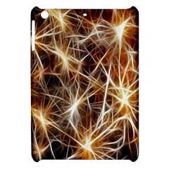 Star Golden Christmas Connection Apple Ipad Mini Hardshell Case by Nexatart