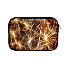 Star Golden Christmas Connection Apple Ipad Mini Zipper Cases by Nexatart