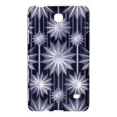 Stars Patterns Christmas Background Seamless Samsung Galaxy Tab 4 (7 ) Hardshell Case  by Nexatart