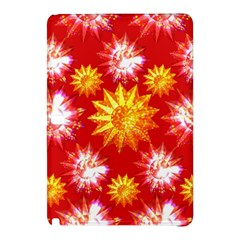 Stars Patterns Christmas Background Seamless Samsung Galaxy Tab Pro 10 1 Hardshell Case by Nexatart