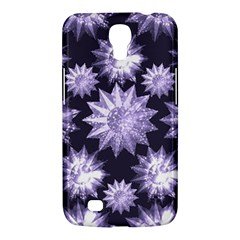 Stars Patterns Christmas Background Seamless Samsung Galaxy Mega 6 3  I9200 Hardshell Case