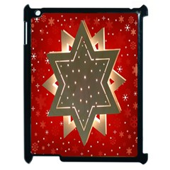 Star Wood Star Illuminated Apple Ipad 2 Case (black)