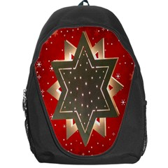 Star Wood Star Illuminated Backpack Bag
