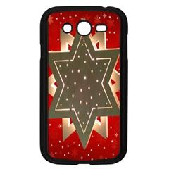 Star Wood Star Illuminated Samsung Galaxy Grand Duos I9082 Case (black)