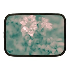 Surreal Floral Netbook Case (medium)  by dflcprints