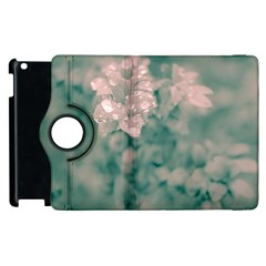 Surreal Floral Apple Ipad 2 Flip 360 Case by dflcprints
