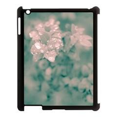 Surreal Floral Apple Ipad 3/4 Case (black) by dflcprints