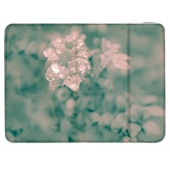 Surreal Floral Samsung Galaxy Tab 7  P1000 Flip Case by dflcprints