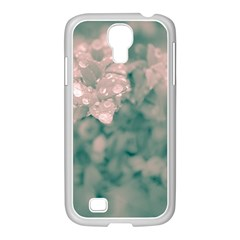 Surreal Floral Samsung Galaxy S4 I9500/ I9505 Case (white) by dflcprints