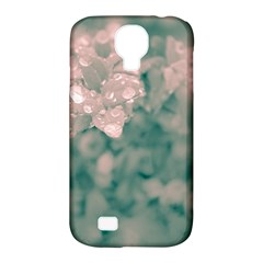 Surreal Floral Samsung Galaxy S4 Classic Hardshell Case (pc+silicone) by dflcprints