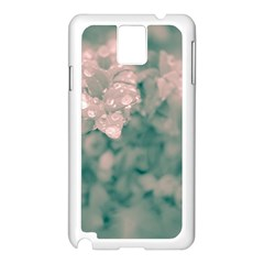 Surreal Floral Samsung Galaxy Note 3 N9005 Case (white) by dflcprints