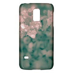 Surreal Floral Galaxy S5 Mini by dflcprints