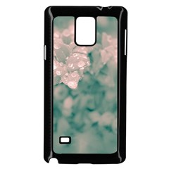 Surreal Floral Samsung Galaxy Note 4 Case (black) by dflcprints