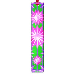 Stars Patterns Christmas Background Seamless Large Book Marks