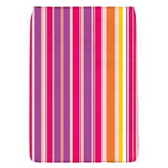 Stripes Colorful Background Pattern Flap Covers (s)