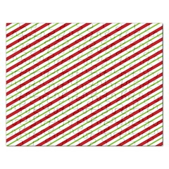 Stripes Striped Design Pattern Rectangular Jigsaw Puzzl