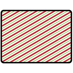 Stripes Striped Design Pattern Fleece Blanket (large)