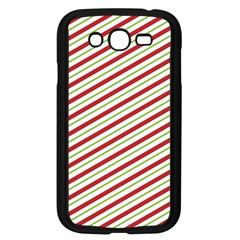 Stripes Striped Design Pattern Samsung Galaxy Grand Duos I9082 Case (black)