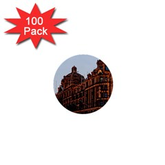 Store Harrods London 1  Mini Buttons (100 Pack)