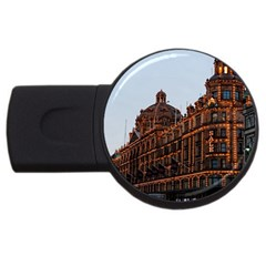 Store Harrods London Usb Flash Drive Round (2 Gb)