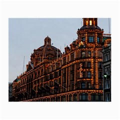 Store Harrods London Small Glasses Cloth by Nexatart