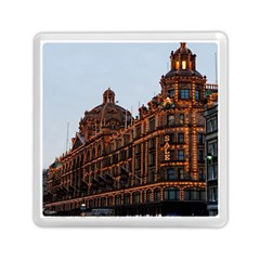 Store Harrods London Memory Card Reader (square)  by Nexatart
