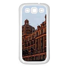 Store Harrods London Samsung Galaxy S3 Back Case (white)