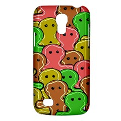 Sweet Dessert Food Gingerbread Men Galaxy S4 Mini by Nexatart