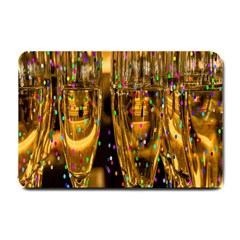 Sylvester New Year S Eve Small Doormat