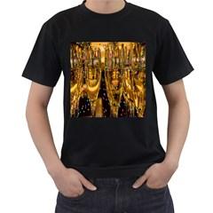 Sylvester New Year S Eve Men s T Shirt (black)