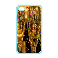 Sylvester New Year S Eve Apple Iphone 4 Case (color)