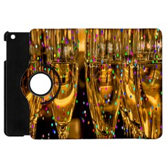 Sylvester New Year S Eve Apple Ipad Mini Flip 360 Case