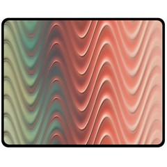 Texture Digital Painting Digital Art Fleece Blanket (Medium)