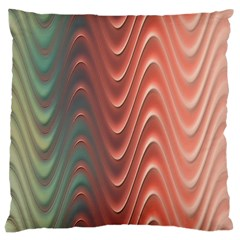 Texture Digital Painting Digital Art Large Cushion Case (one Side)