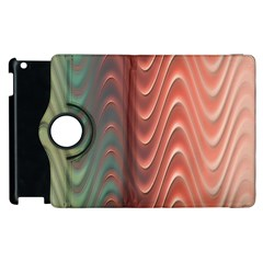 Texture Digital Painting Digital Art Apple Ipad 3/4 Flip 360 Case by Nexatart