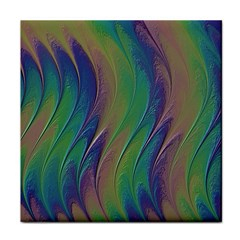 Texture Abstract Background Tile Coasters