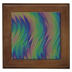 Texture Abstract Background Framed Tiles by Nexatart