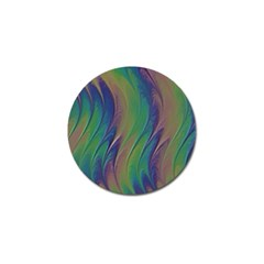 Texture Abstract Background Golf Ball Marker