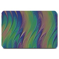 Texture Abstract Background Large Doormat  by Nexatart