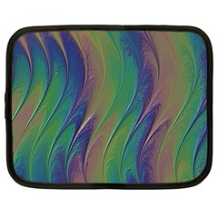 Texture Abstract Background Netbook Case (large) by Nexatart