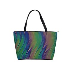 Texture Abstract Background Shoulder Handbags by Nexatart