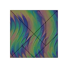 Texture Abstract Background Acrylic Tangram Puzzle (4  X 4 ) by Nexatart