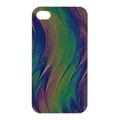 Texture Abstract Background Apple Iphone 4/4s Premium Hardshell Case by Nexatart