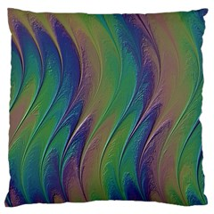 Texture Abstract Background Large Cushion Case (two Sides) by Nexatart
