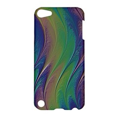 Texture Abstract Background Apple Ipod Touch 5 Hardshell Case by Nexatart