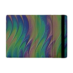 Texture Abstract Background Apple Ipad Mini Flip Case