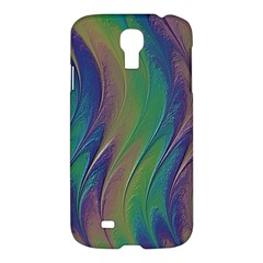 Texture Abstract Background Samsung Galaxy S4 I9500/i9505 Hardshell Case by Nexatart