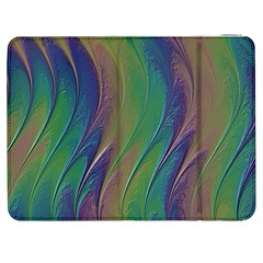 Texture Abstract Background Samsung Galaxy Tab 7  P1000 Flip Case by Nexatart