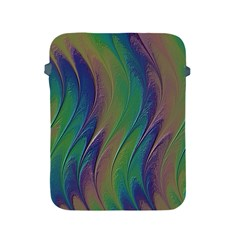 Texture Abstract Background Apple Ipad 2/3/4 Protective Soft Cases by Nexatart